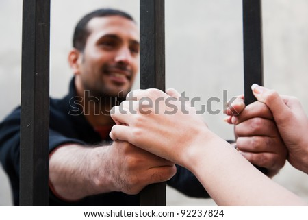 Prisoner meets with his lawyerby packmans - 1 4