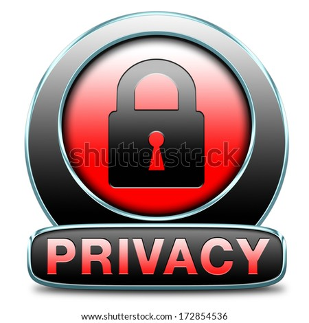 Confidential icon stock photos images amp pictures shutterstock