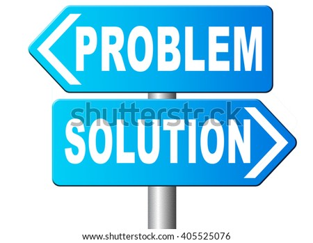 """""""problem solution searching solutions by solving problems ... 