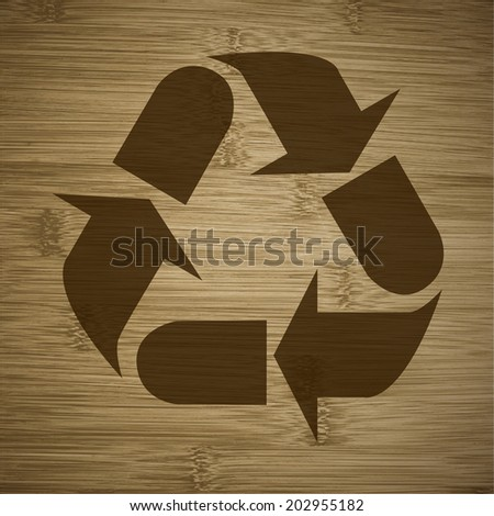 processing icon Flat with abstract background. - stock photo