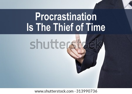 thief time philosophical essays procrastination