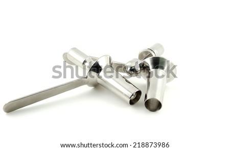 Proctoscope - stock photo
