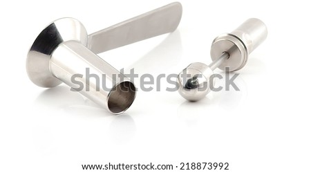 Proctoscope - stock photo