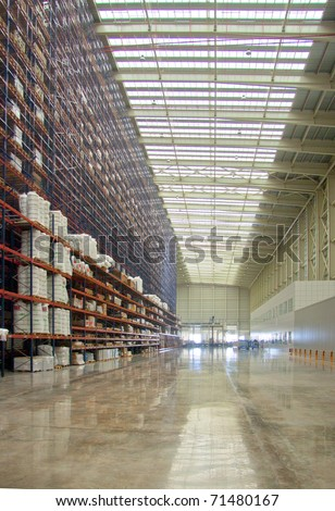 production manufacture - stock photo