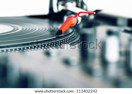 Dj Turntable Stock Images, Royalty-Free Images & Vectors ...