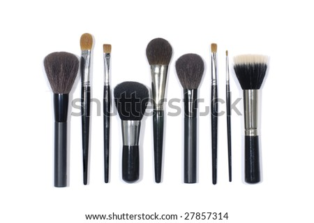 Professional make up tools