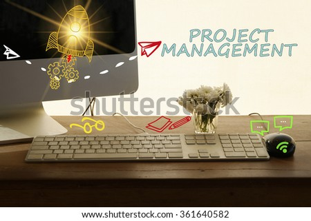 Home office project management