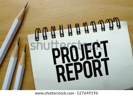 Project Report Stock Images, Royalty-Free Images & Vectors ...