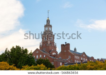 Providence County Courthouse, Frank Licht Judicial Complex - stock photo