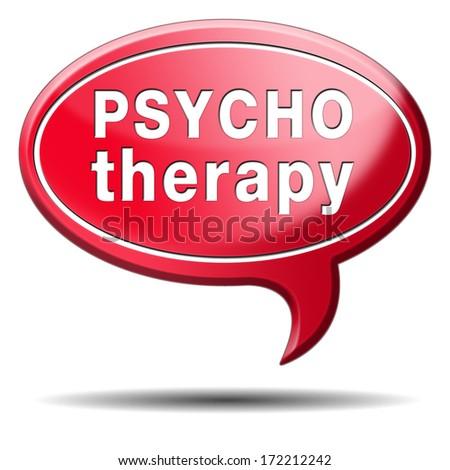 psychology psycho therapy for mental health against depression trauma,phobia schizophrenia  - stock photo