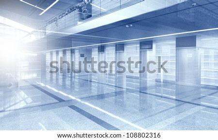 Public Security - stock photo