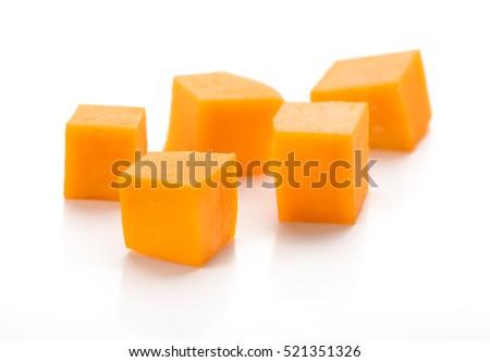 how to cook pumpkin cubes