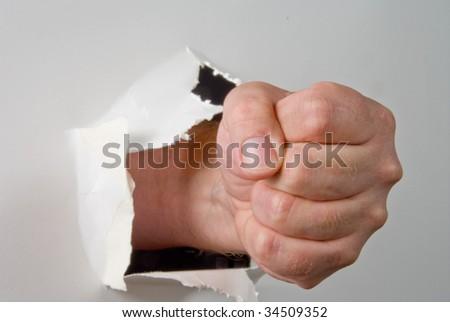 Punch - stock photo