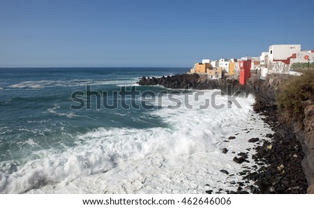 Punta Brava, Tenerife, Canary Islands