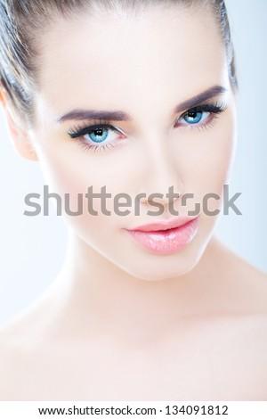 Pure - stock photo
