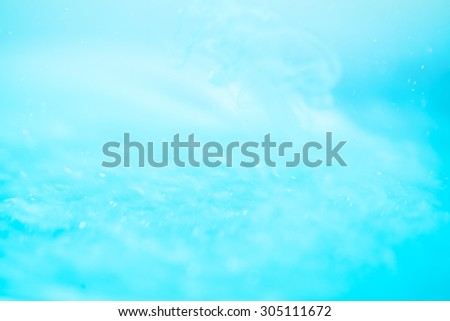 PURE WATER BACKGROUND - stock photo