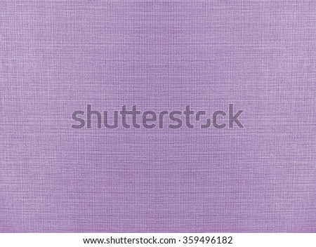 Purple Abstract Recycle Paper Pattern on Lace Fabric Background Texture, Vintage Style - stock photo
