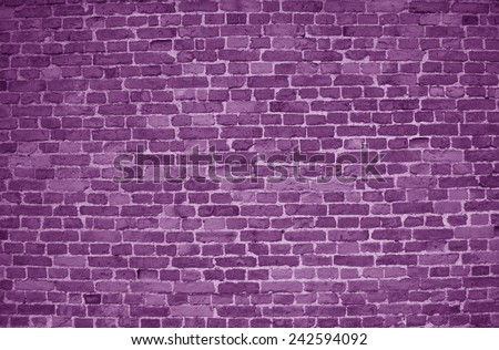 Purple Brick Wall Background Wallpaper Bricks