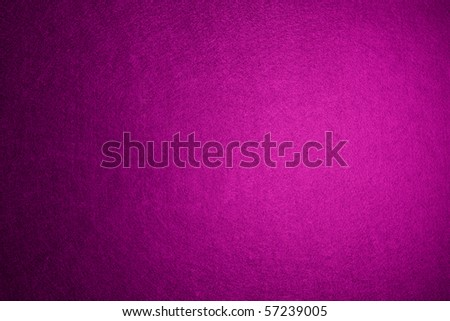 Purple felt background - stock photo