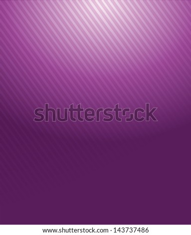 purple gradient lines pattern illustration design background - stock photo