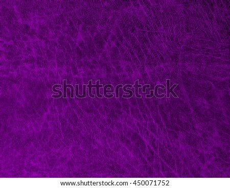 purple leather background texture - stock photo
