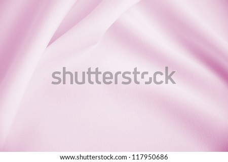 Purple satin with copy-space