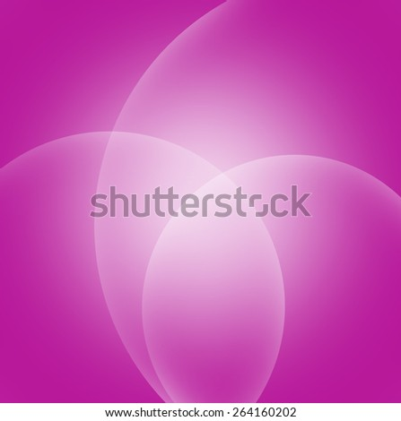 Purple smooth twist light lines background - stock photo