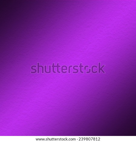 purple wall paint texture with oblique shade light - stock photo