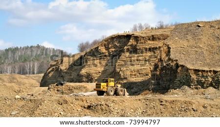 Quarry - stock photo