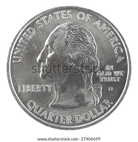 Quarter - stock photo