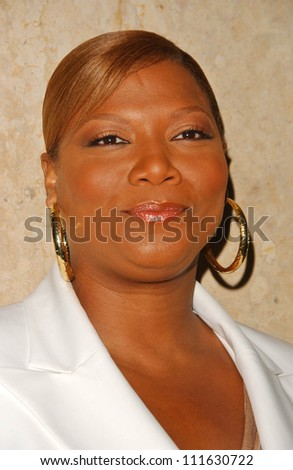 Queen Latifah at the Annual Wiesenthal Center Tribute Dinner. Beverly Hilton Hotel, Beverly Hills, CA. 06-20-07