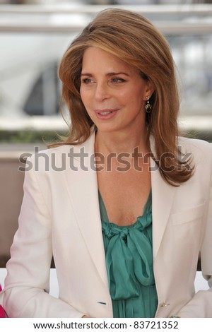 "Queen Noor of Jordan at photocall for ""Countdown to Zero"" at the 63rd Festival de Cannes. May 16, 2010  Cannes, France Picture: Paul Smith / Featureflash"