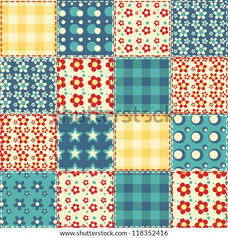 Quilting Design Stock Images Royalty Free Images