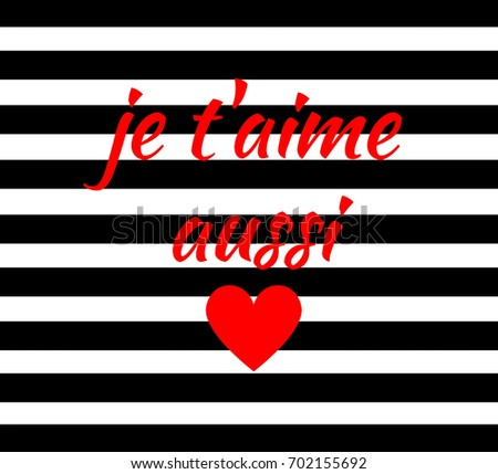 je t 39 aime stock images royalty free images vectors shutterstock. Black Bedroom Furniture Sets. Home Design Ideas