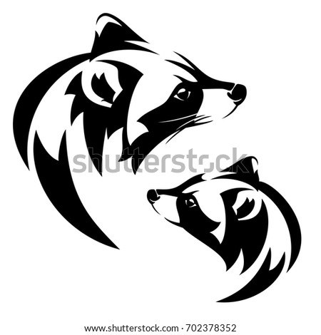 Tiger Tattoo Vector Il...