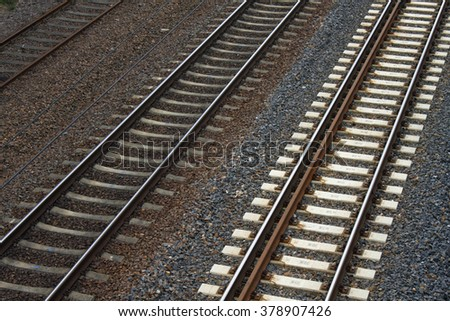 rail railway railroad train transport logistic