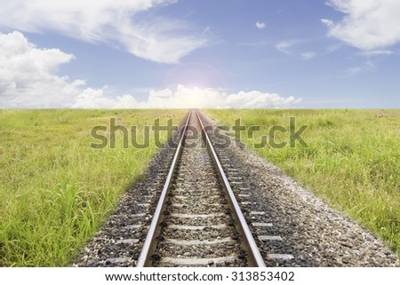Rails on the scenic route