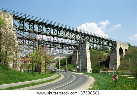 Railway Bridge, Biatorbagy, Hungary