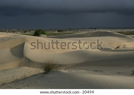 Rain clouds over sand dunes sabaki stock photo royalty free 20494 rain clouds over sand dunes of sabaki river kenya thecheapjerseys Image collections