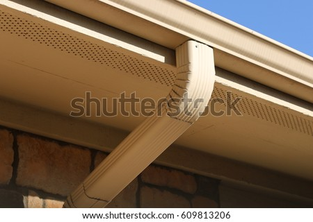 Roof drain pipe stock images royalty free images for House roof drain pipes