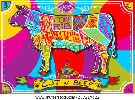 card colorful elephant splatter holi festival stock vector 252446653 shutterstock. Black Bedroom Furniture Sets. Home Design Ideas