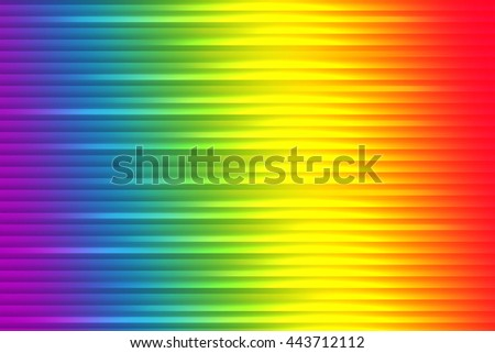 Rainbow color blend to create abstract background - stock photo