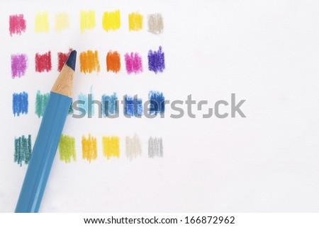 Rainbow Colors - stock photo
