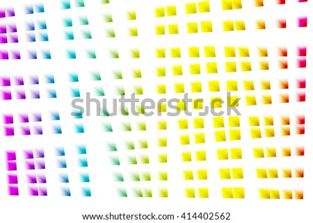 Rainbow gay pride colors create abstract background
