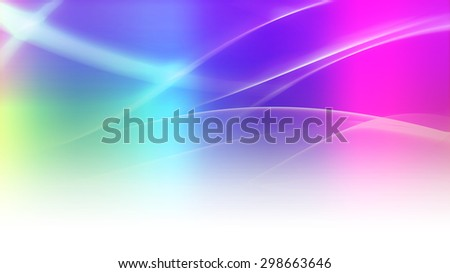 Rainbow or colourful of an abstract texture design background or wallpaper.