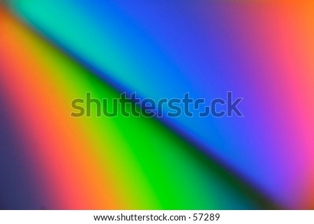 Rainbow Series #1 - stock photo
