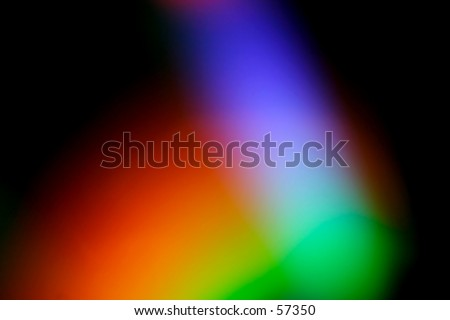 Rainbow Series 2 - stock photo
