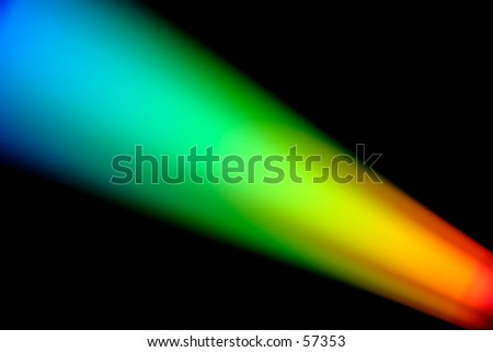 Rainbow Series 5 - stock photo