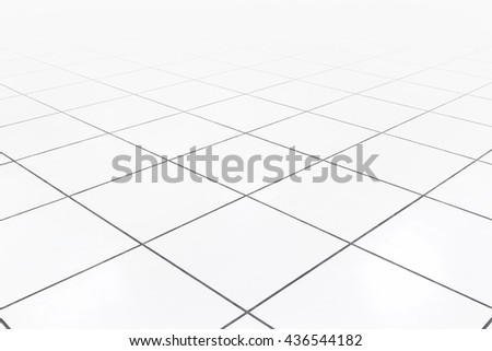 Raised floor use for background. - stock photo