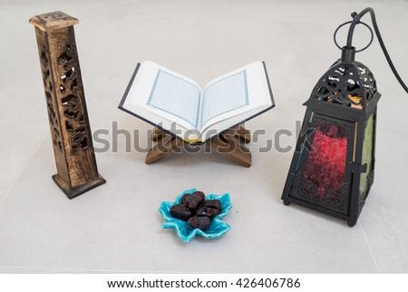 ramadan  - stock photo